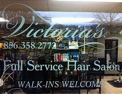 Victorias Full Service Hair Salon